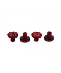 Bouchon de valve BBS Rs2 rouge