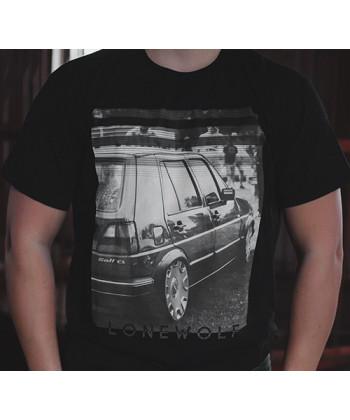 """Tee-shirt Lonewolf """"MK2"""""""