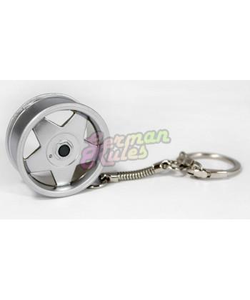 "Porte clé métal ""Borbet Type A"""