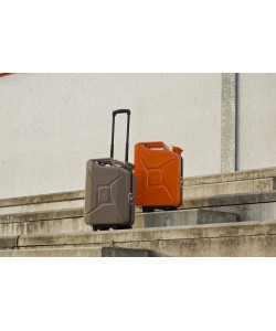 G-Case marron vintage