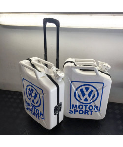 "G-Case ""limited edition"" Motorsport VW blanc"