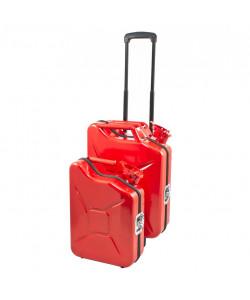 G-Case Mini+Maxi gris rouge