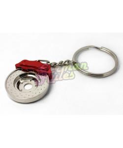 """Porte clé métal """"Freinage Brembo"""""""